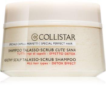 Collistar Special Perfect Hair peelingový šampon s mořskou solí