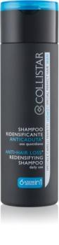 Collistar Man shampoo rinforzante anti-caduta dei capelli per uomo