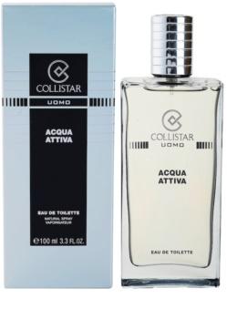 Collistar Acqua Attiva Eau de Toilette voor Mannen 100 ml