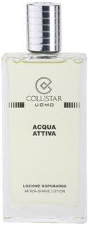 Collistar Acqua Attiva lotion après-rasage pour homme 100 ml