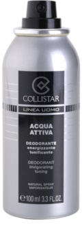 Collistar Acqua Attiva Deo Spray for Men 100 ml