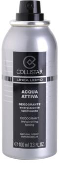 Collistar Acqua Attiva déo-spray pour homme 100 ml