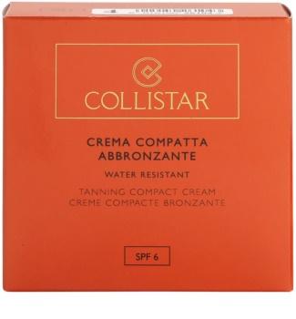 Collistar Tan Without Sunshine creme com cor SPF 6