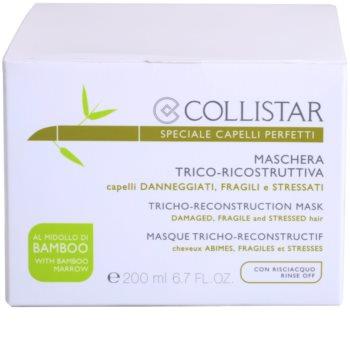 Collistar Special Perfect Hair megújító maszk a sérült, töredezett hajra