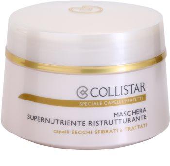 Collistar Special Perfect Hair masque nourrissant régénérant pour cheveux secs et fragiles