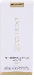 Collistar Foundation Anti-Age Lifting тональний крем з ліфтінговим ефектом SPF 10