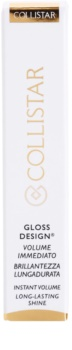 Collistar Gloss Design lesk na rty pro objem