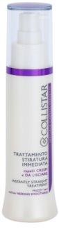 Collistar Instant Smoothing Line Filler Effect kisimító krém a hajformázáshoz, melyhez magas hőfokot használunk