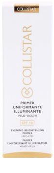 Collistar Make-up Base Brightening Primer освітлююча основа під макіяж