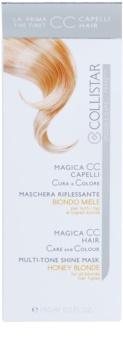 Collistar Magica CC vyživující tónovací maska pro všechny typy blond vlasů
