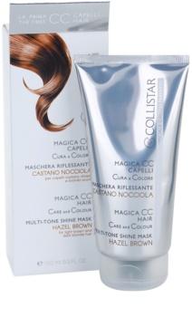 Collistar Magica CC masca tonifianta si hranitoare pentru par castaniu deschis si blond inchis