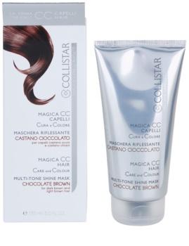 Collistar Magica CC nährende Tönungs-Maske für dunkelbraunes und hellbraunes Haar