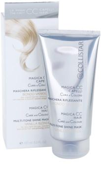 Collistar Magica CC hranilna maska za zelo svetlo blond, za lase s prameni in bele lase