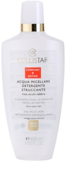 Collistar Make-up Removers and Cleansers Makeup Removing Micellar Water