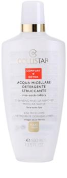 Collistar Make-up Removers and Cleansers odličovací micelární voda