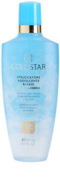 Collistar Make-up Removers and Cleansers vízálló make-up lemosó a szemre és a szájra