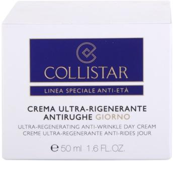 Collistar Special Anti-Age crème régénératrice intense anti-rides