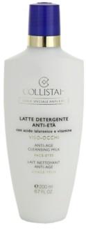 Collistar Special Anti-Age lait nettoyant pour peaux matures