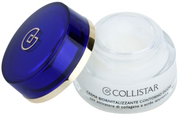 Collistar Special Anti-Age Biorevitalizing Crème voor Oogcontouren
