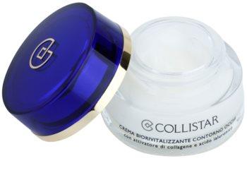 Collistar Special Anti-Age crema biorevitalizanta zona ochilor