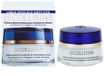 Collistar Special Anti-Age biorevitalizacijska krema za predel okoli oči