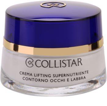 Collistar Special Anti-Age Voedende Lifting Crème  voor Oog en Lip Contouren
