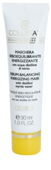 Collistar Special Combination And Oily Skins Sebum-Balancing Energizing Mask