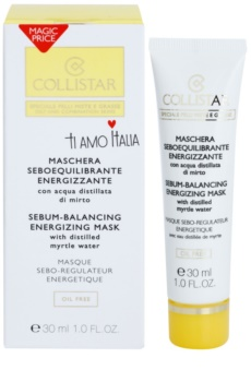 Collistar Special Combination And Oily Skins maska pre mastnú pleť