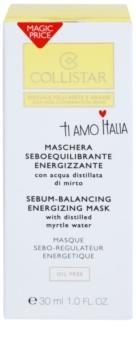 Collistar Special Combination And Oily Skins mascarilla para pieles grasas
