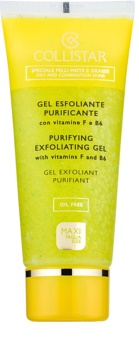 Collistar Special Combination And Oily Skins exfoliant purifiant pour peaux grasses et mixtes