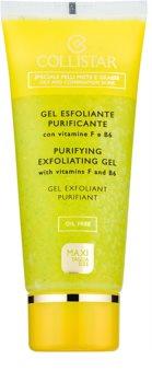 Collistar Special Combination And Oily Skins scrub detergente per pelli grasse e miste