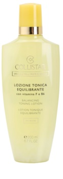 Collistar Special Combination And Oily Skins čistiaca voda pre mastnú a zmiešanú pleť