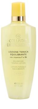 Collistar Special Combination And Oily Skins čisticí voda pro mastnou a smíšenou pleť