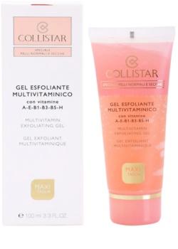 Collistar Special Active Moisture bőrradír gél normál és száraz bőrre