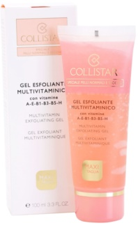 Collistar Special Active Moisture luščilni gel za normalno do suho kožo