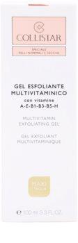 Collistar Special Active Moisture gel exfoliant pentru ten normal spre uscat