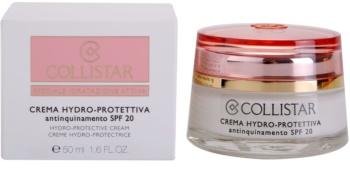 Collistar Special Active Moisture hydratační ochranný krém SPF 20