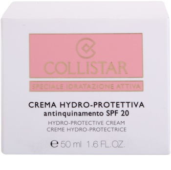 Collistar Special Active Moisture Hydraterende Beschermende Crème  SPF 20