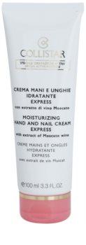 Collistar Special Active Moisture crème hydratante mains et ongles effet illuminateur