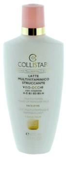 Collistar Special Active Moisture odličovač make-upu pre normálnu až suchú pleť