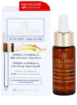 Collistar Pure Actives huile essentielle aux complexes oméga 3 et 6