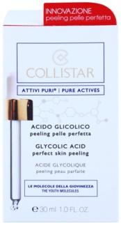 Collistar Pure Actives peeling enzimático com ácido glicólico