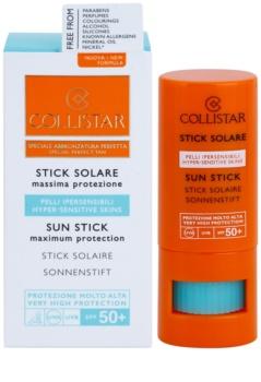 Collistar Sun Protection soin local protection solaire SPF 50+