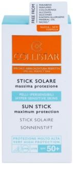 Collistar Sun Protection lokálna ochrana pred slnečným žiarením SPF 50+