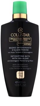Collistar Special Perfect Body detoksikacijsko ulje za kupku s ekstraktima morskih trava