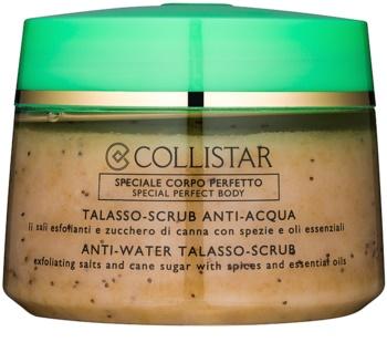 Collistar Special Perfect Body tisztító testpeeling tengeri sóval