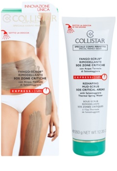Collistar Special Perfect Body scrub rimodellante al fango