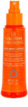 Collistar Hair In The Sun napvédő olaj hajra festett hajra