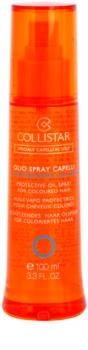 Collistar Hair In The Sun ochranný olej na vlasy proti slnečnému žiareniu pre farbené vlasy
