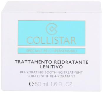 Collistar Special Hyper-Sensitive Skins rehydratační zklidňující ošetření pro velmi citlivou pleť